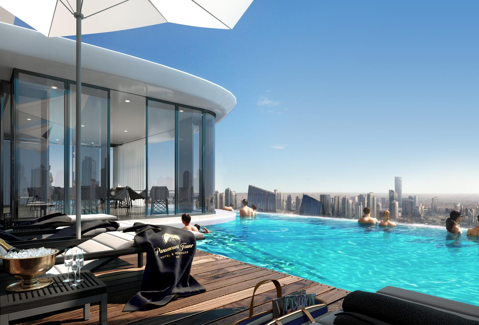 Damac Towers By Paramount Hotels Resorts Dubai Best Luxury Properties